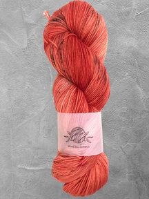 """Mina Dyeworks Mina Dyeworks Sock - """"Redstone Dust"""