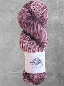 "Mina Dyeworks Mina Dyeworks Sock - ""Dried Lavender"""