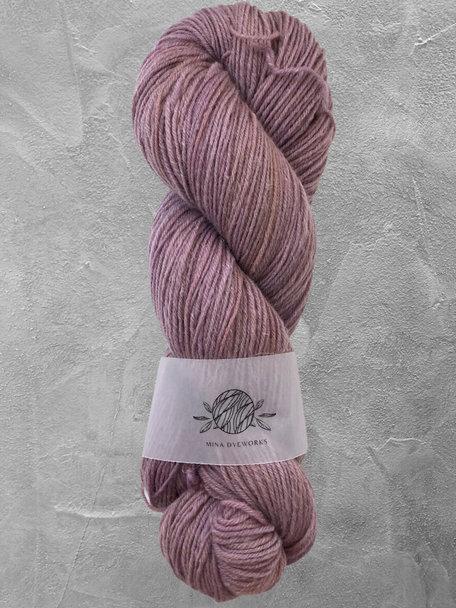 "Mina Dyeworks Wollin - ""Ham"" - 400m - 100g - 85% wool 15% linen"