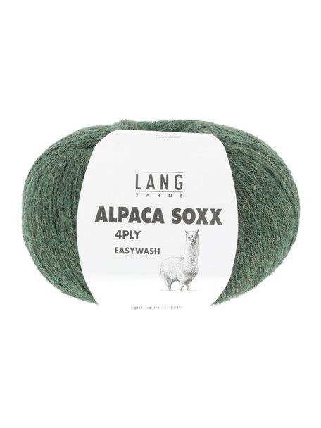 Lang Yarns Alpaca Soxx 4-ply - 0098