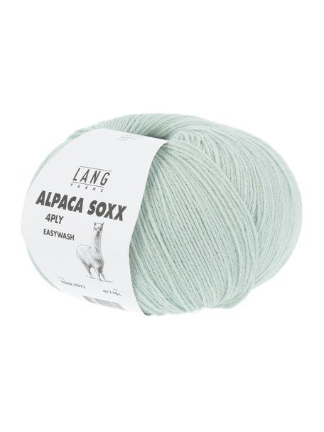 Lang Yarns Alpaca Soxx 4-ply - 0092
