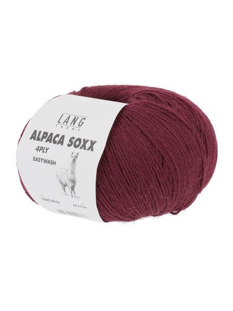 Lang Yarns Alpaca Soxx 4-ply - 0062