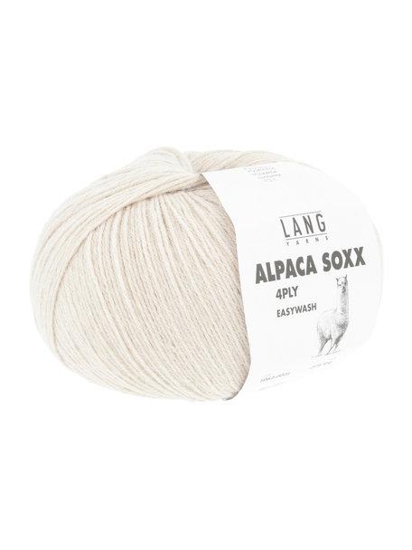 Lang Yarns Alpaca Soxx 4-ply - 0026