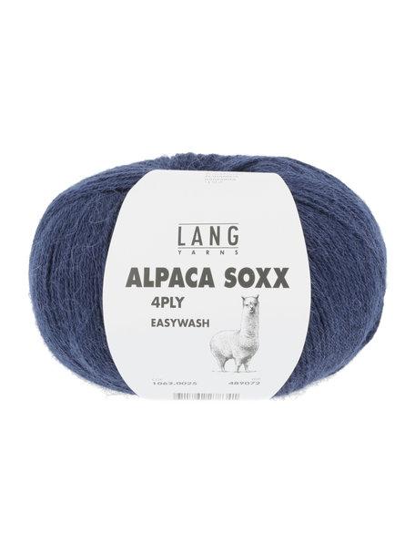 Lang Yarns Alpaca Soxx 4-ply - 0025
