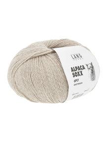 Lang Yarns Alpaca Soxx 6-ply - 0026