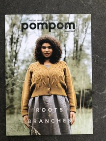 PomPom Pompom 38 - fall 2021 - roots + branches