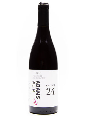 Adams Wein Adams Wein - Früburgunder Kaliber 24 - 2014