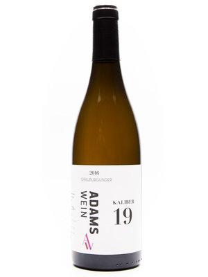 Adams Wein Adams Wein - Grauerburgunder Kaliber 19 - 2016
