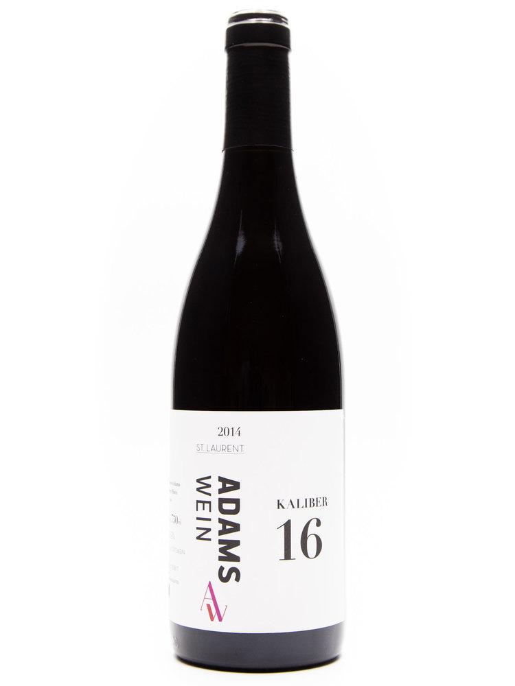 Adams Wein Adams Wein - St. Laurent Kaliber 16 - 2014