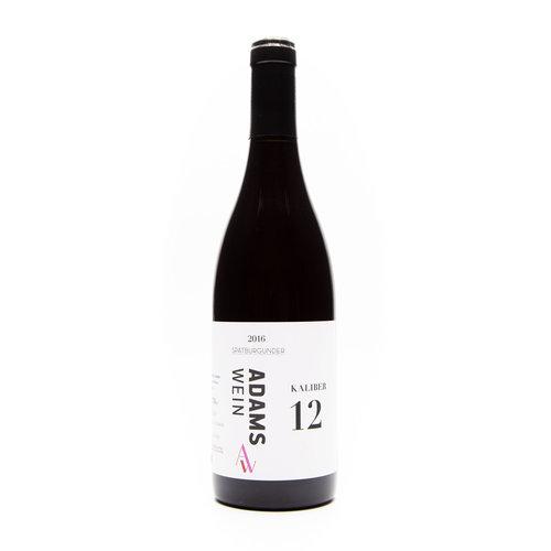Adams Wein Adams Wein - Spätburgunder Kaliber 12 - 2016