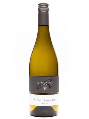 Rieger Weingut Rieger - Weißer Burgunder trocken 2017