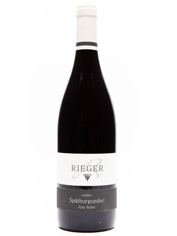 Rieger Weingut Rieger - Spätburgunder trocken **SR** Alte Rebe 2015