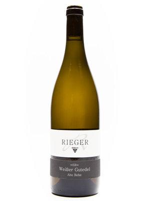 Rieger Weingut Rieger - Gutedel **SR** Alte Rebe 2016