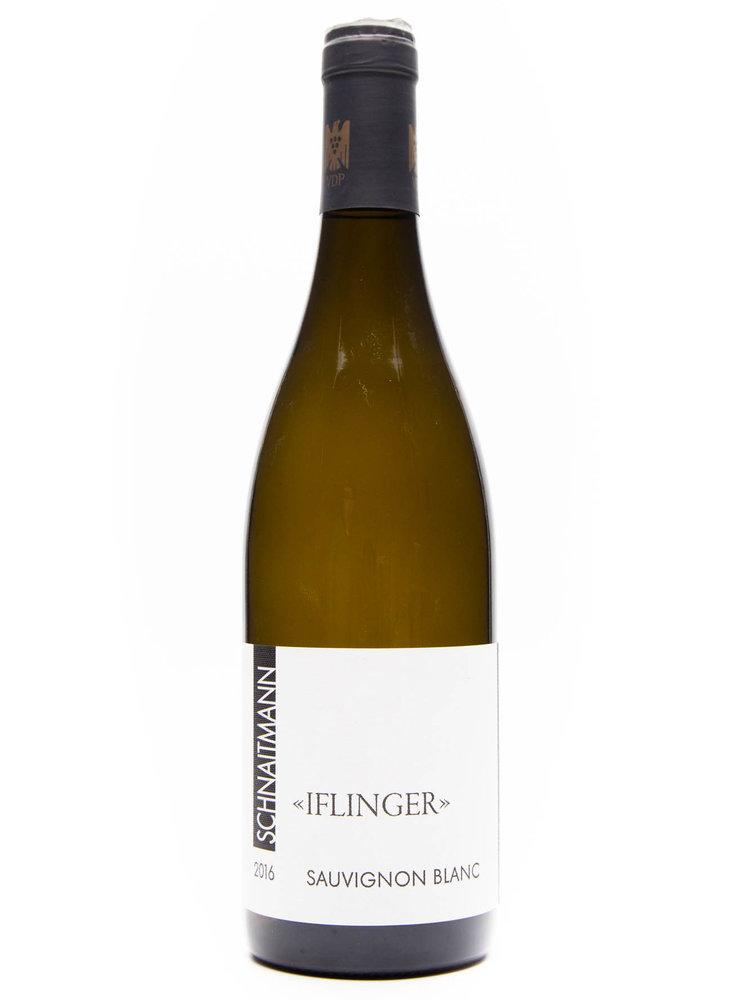 Rainer Schnaitmann Weingut Schnaitmann - Sauvignon blanc Iflinger trocken 2016