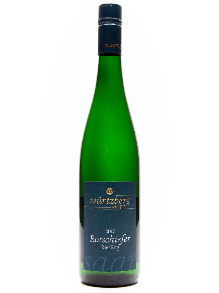 Würtzberg Weingut Würtzberg - Riesling ROTSCHIEFER 2017