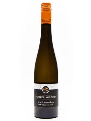 Werther Windisch Werther Windisch - Gewürztraminer Beerenauslese 50cl 2015