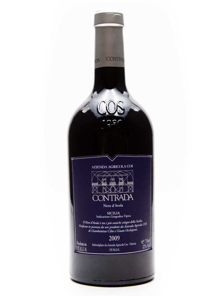 COS COS - Contrada (Nero dAvola single vineyard) 2009