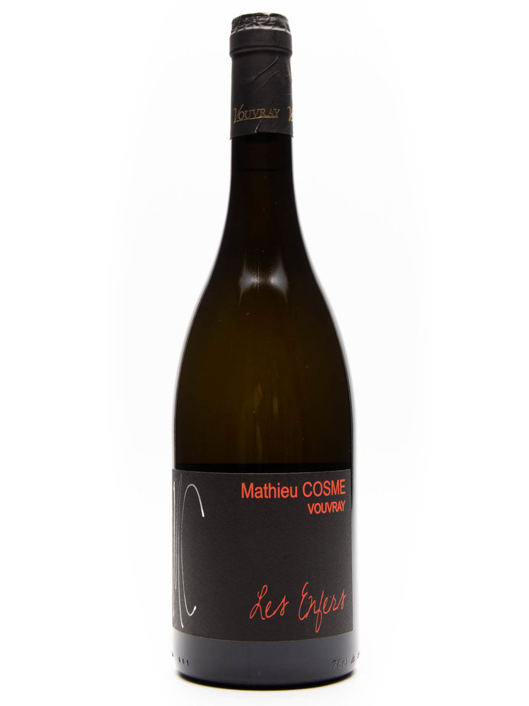 "Beaumont - Mathieu Cosme Beaumont - Mathieu Cosme - Vouvray Sec ""Les Enfers"" 2017"
