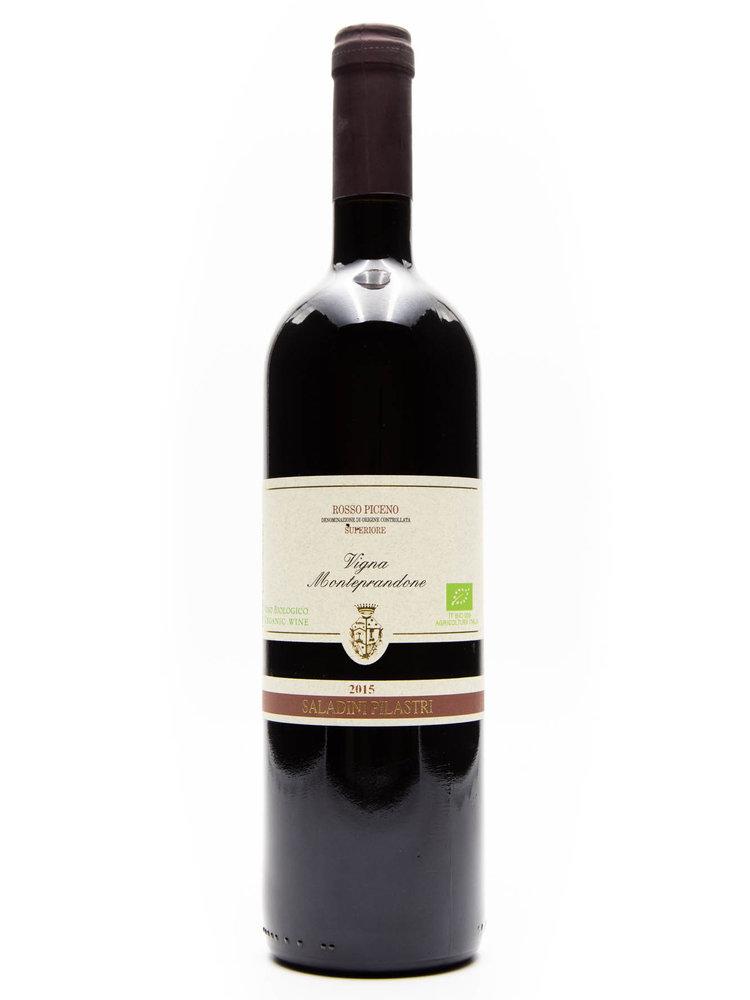 Saladini Pilastri Saladini-Pilastri - Rosso Piceno Sup. Monteprandone 2015