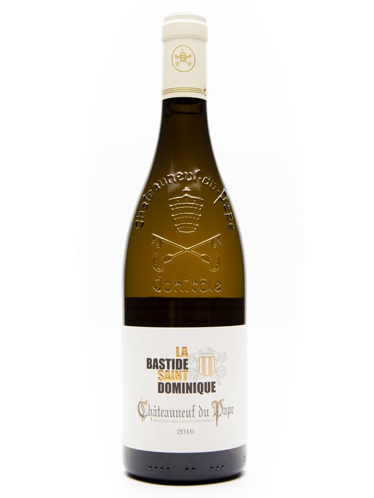Bastide Dominique - Châteauneuf du Pape Blanc 2016