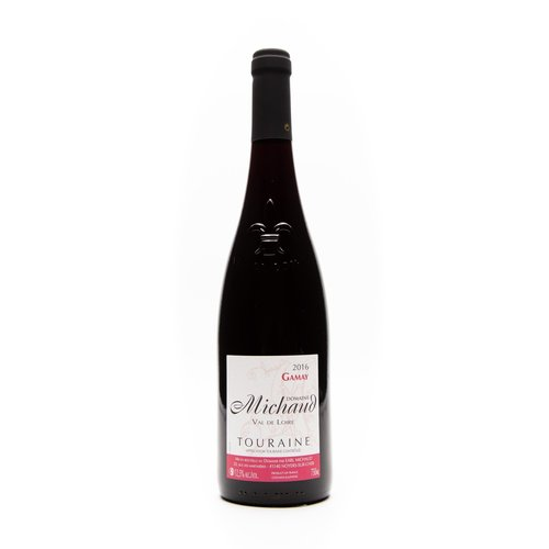 Thierry Michaud Thierry Michaud - Touraine Rouge, Gamay 2018