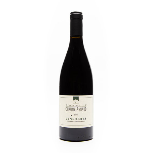 Domaine Chaume-Arnaud - Vinsobres Rouge 2015