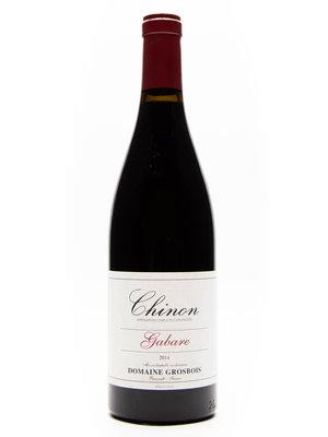 Domaine Grosbois - Chinon Gabare 2014