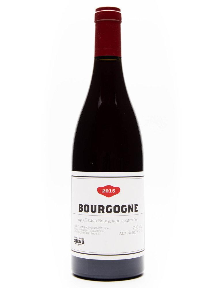 Louis Chenu - Bourgogne 2015