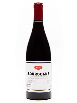 Louis Chenu - Bourgogne 2012