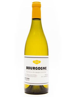 Louis Chenu - Bourgogne blanc 2015