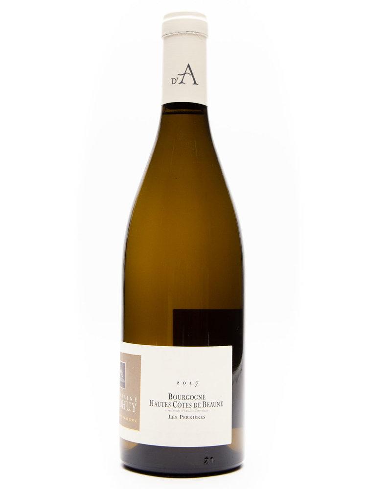 d'Ardhuy - Hautes Côtes de Beaune Blanc 'Les Perrieres' 2017
