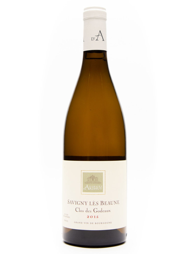 "d'Ardhuy d'Ardhuy - Savigny Blanc ""Clos des Godeaux"" 2015"
