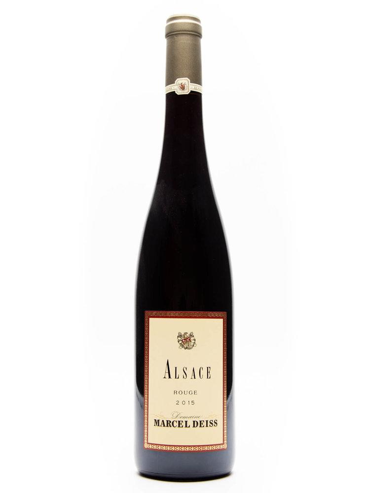 Domaine Marcel Deiss - Alsace Rouge 2015