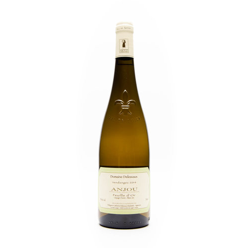 Delesvaux Delesvaux - Anjou Blanc Feuille dOr  (Dry) 2014
