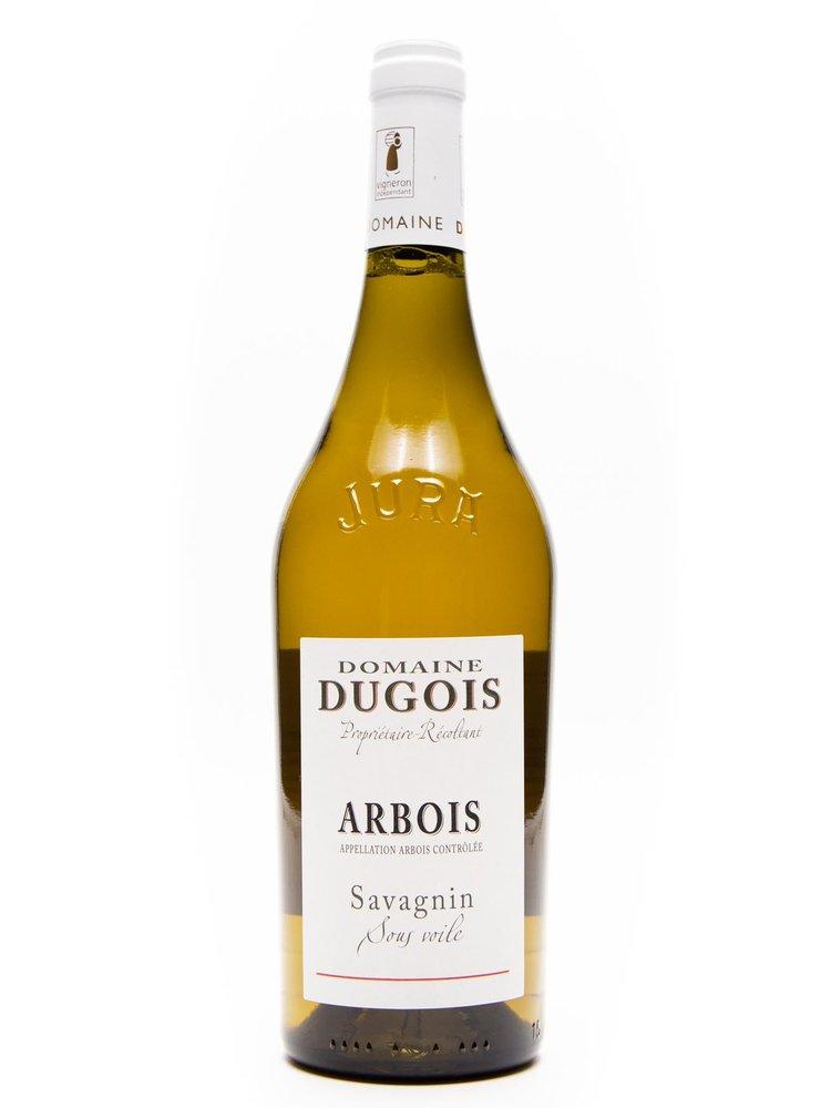 """Daniel Dugois Daniel Dugois - Savagnin """"Sous voile"""" 2014"""
