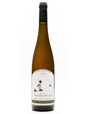 Marc Kreydenweiss Domaine Marc Kreydenweiss - Moenchberg Pinot Gris 2006