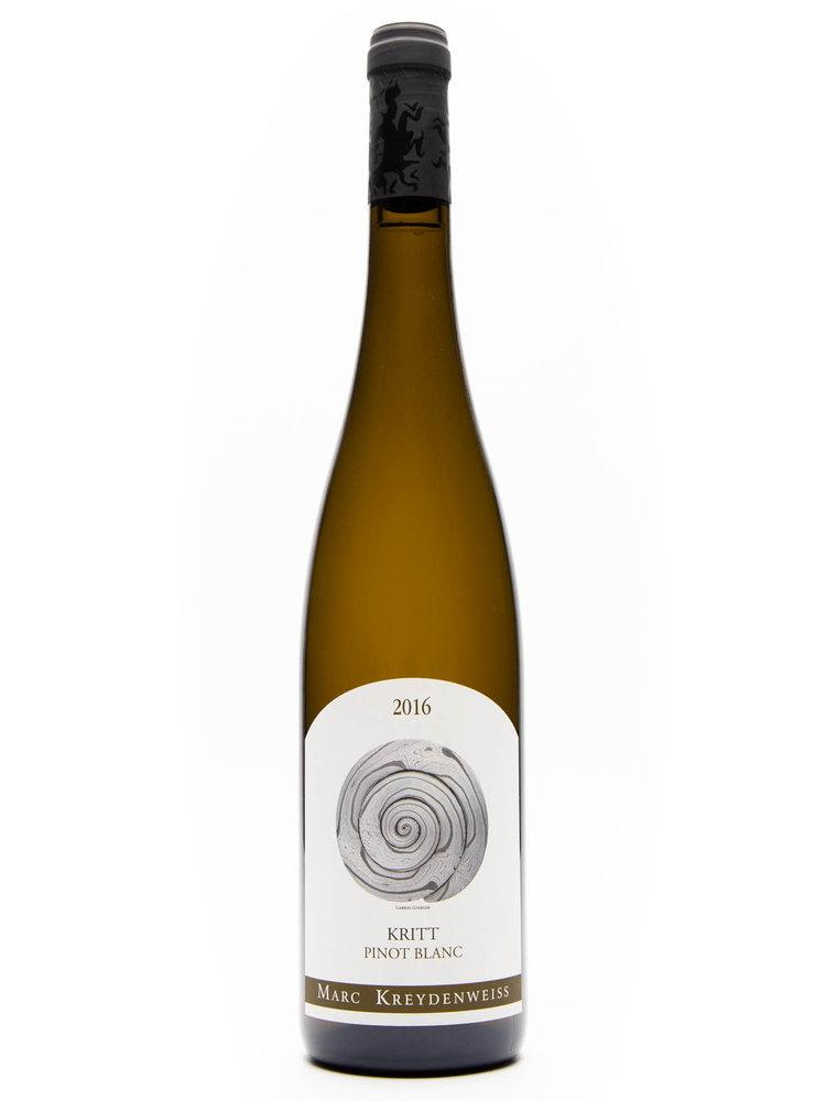 Domaine Marc Kreydenweiss - Kritt Pinot Blanc 2017