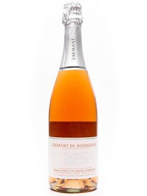 d'Heilly Huberdeau Dom. d'Heilly Huberdeau - Crémant de Bourgogne Rosé Brut