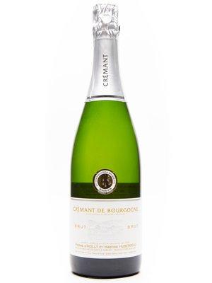 Dom. d'Heilly Huberdeau - Crémant de Bourgogne Blanc Brut