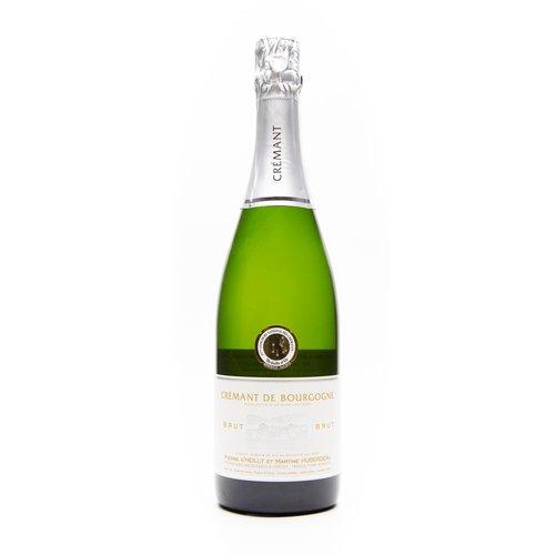 d'Heilly Huberdeau Dom. d'Heilly Huberdeau - Crémant de Bourgogne Blanc Brut