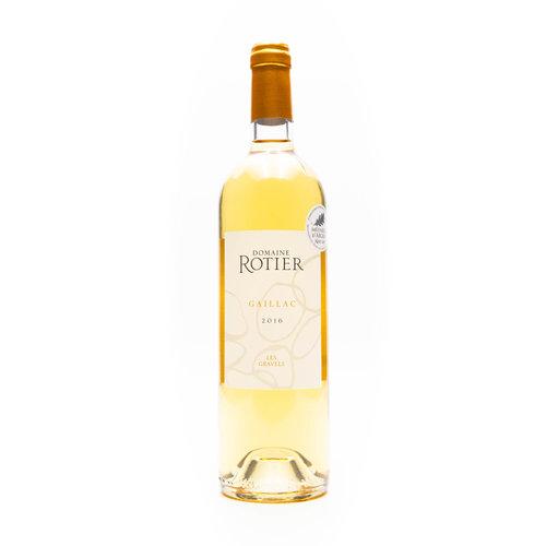 Rotier Domaine Rotier - Les Gravels Blanc Doux 2016