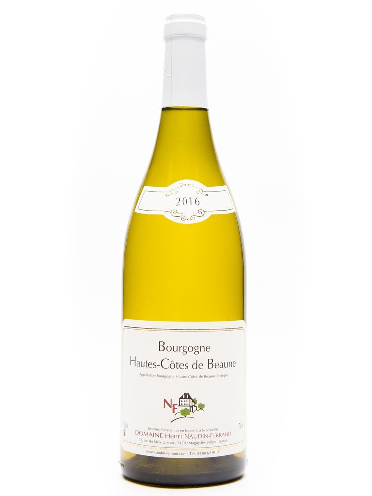 Naudin-Ferrand Naudin-Ferrand - Hautes-Côtes de Beaune Blanc 2016