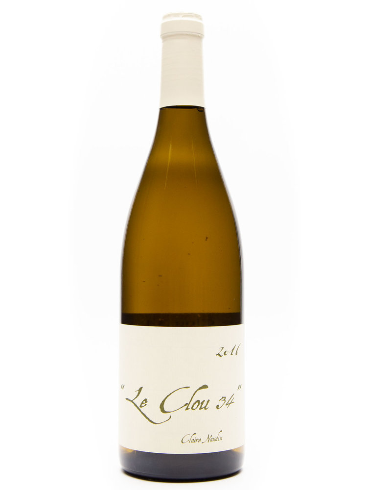 "Naudin-Ferrand - Vin de France ""Le Clou 34"" 2016"