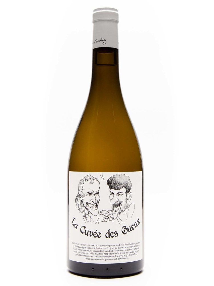 Du Cellier des Gray (Adrien Berlioz) - Les Gueux Blanc 2018