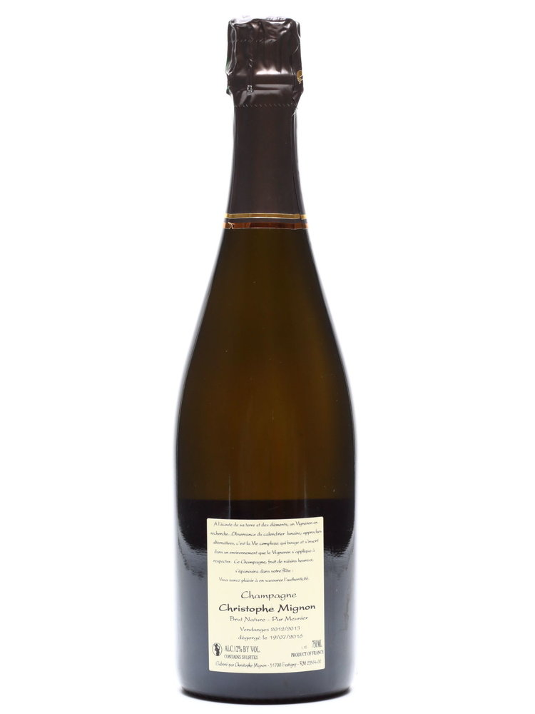 Christophe Mignon - Brut Nature