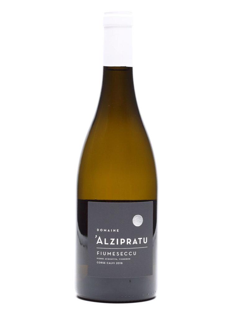 Domaine Alzipratu - Fiumeseccu Blanc 2018