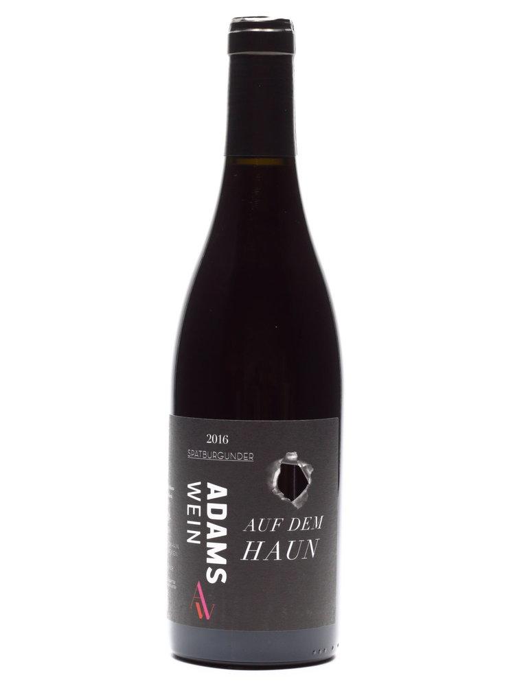 Adams Wein Adams Wein - Auf dem Haun 2016