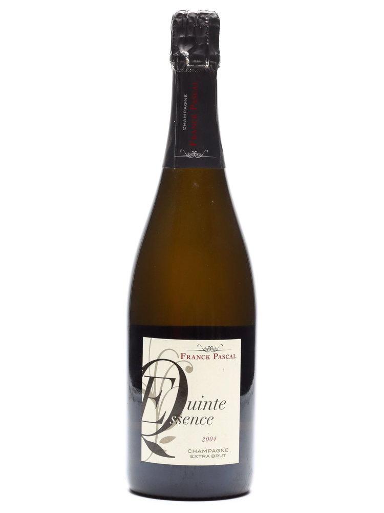Domaine Franck Pascal - Quinte Essence (Extra Brut) 2004