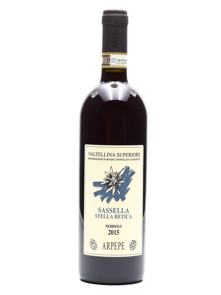 Arpepe ARPEPE - Valtellina Superiore - Sassella Stella Retica 2015