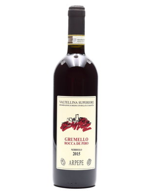 Arpepe ARPEPE - Valtellina Superiore - Grumello Rocca De Piro 2015